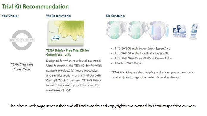 TryFreebies.com | Tena Skin-Caring Wash Cream and Wipes Free Sample!