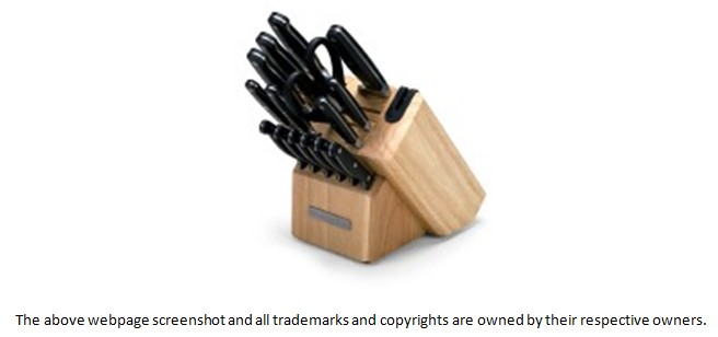 High Quality Leiteu0027s Culinaria Is Giving You A Chance To Win And Take Home A 16 Piece  KitchenAid Knife Set! The KitchenAid 16 Piece Knife Set Includes An 8 Inch  Chefu0027s ...