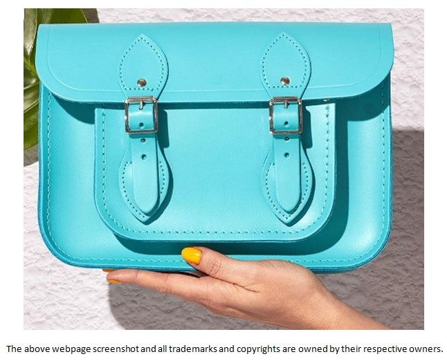 The Cambridge Satchel Co. December Coupon Codes. The Cambridge Satchel Company produces satchels and other leather goods. Lovingly handmade in the UK.